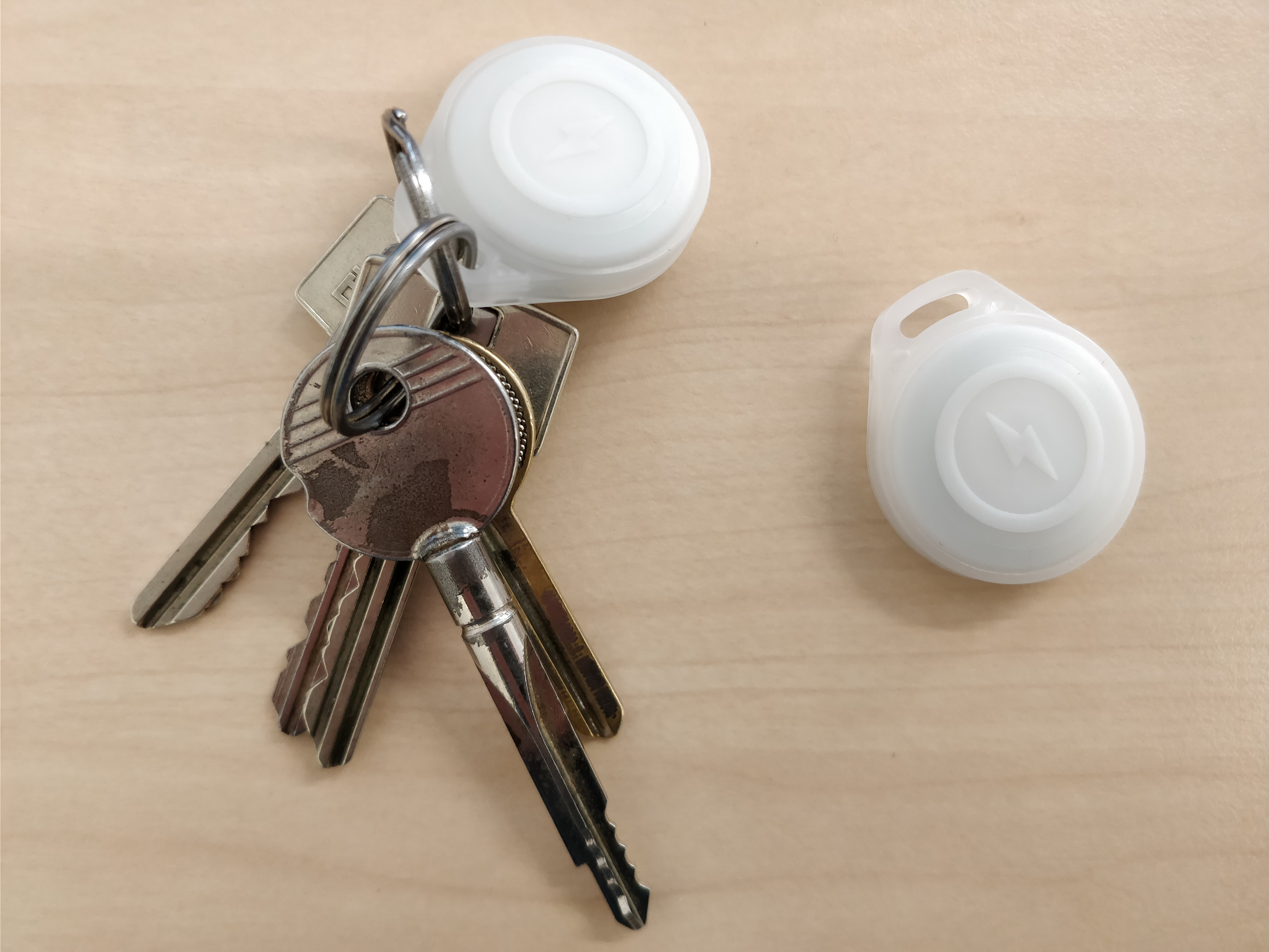 ProActivated Bluetooth Keychain Beacons